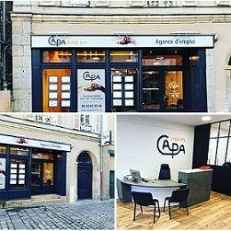 Nouvelle agence d'intérim à Laval (53) - CAPA Group