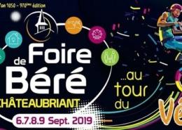 Foire Béré Chateaubriant