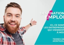 Salon Destination Emploi Montaigu